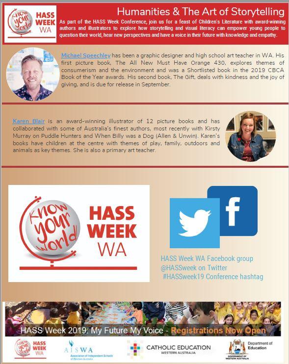 p2 – Humanities and Social Sciences Week 2019