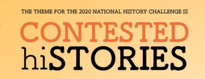 Theme for National History Challenge